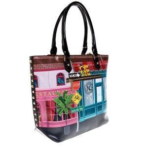 Nicole Lee Bags - ✤ Nicole Lee USA Stylish Urban Shopper Bag
